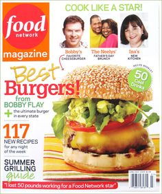Free Subscription to Food Magazine for 3 months - follow the instructions in the link! No cc info, no obligation!