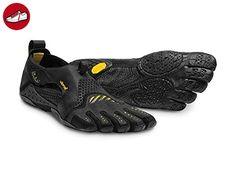 Vibram FiveFingers Signa, Herren Sneaker Schwarz schwarz, Schwarz - schwarz  - Größe: 44