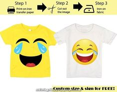Elegant Transferable Emoji Iron on Switch, Crying Emoji, Emoji Shirt, Emoji T-shirt, Emoji Birthday Best Picture For Coloring Pages city For Your Taste You are. Emoji Birthday Shirt, Emoji Shirt, Birthday Shirts, T Shirt, Crying Emoji, Laughing Emoji, Iron On Transfer, Transfer Paper, Sleeping Emoji