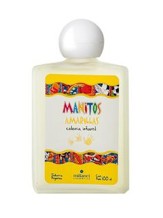 Colonia Manitos Amarillas (unisex)