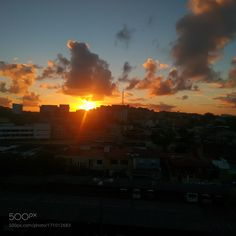 Sunset by matheusteixeira14 #architecture #building #architexture #city #buildings #skyscraper #urban #design #minimal #cities #town #street #art #arts #architecturelovers #abstract #photooftheday #amazing #picoftheday