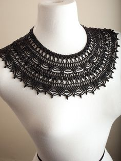 Carmelita's Bella Necklace - Black   IFAM   Online