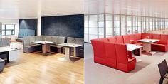 A typical work floor @ Interpolis