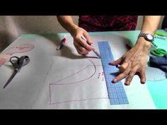 DIY Panty Pattern - YouTube