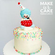 MakeUrCake - Clown Cake