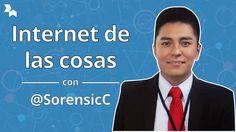 Internet de las cosas #devHangout 074 con @SorensicC