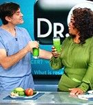 Dr Oz's Enzyme Boosting Green Drink | Vitamix Recipe *Use when tired  Make sure you cut the recipe in half as it serves 3-4 people