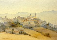 david howell watercolor - Cerca con Google