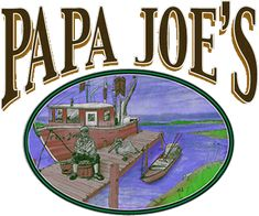 Papa Joe's in Apalachicola, FL. This is where the locals (and a few educated visitors) eat. Best friend shrimp in the Florida Panhandle! If you're looking for fancy, this is NOT the place. If you're looking for great seafood and cold beer, look no farther.