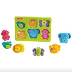 Fisher Price Toys > 12m-3y > Growing Baby Animal Activity Puzzle   Shop Online