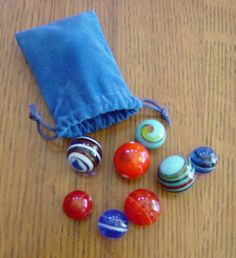 marbles | ... my ring, my rules. You can always pick up your marbles and go home