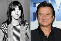 Man I feel old. Steve Perry, Then and Now.