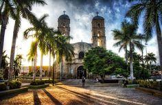 Hermosa foto de Pau Estupiñán de la Sabana del descanso, el bello Hecelchakán. #Campeche #Mexico