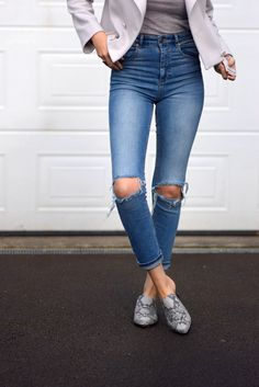 Shot From The Street : Top 5 Jeans On The High Street