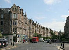 Warrender Park Road, Edinburgh