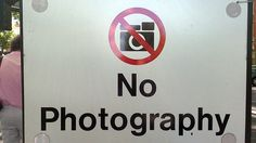 Know Your Rights: Photography in Public