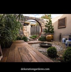 30 wonderful little Japanese garden designs for small space in your houses … – Style Design Patio, Zen Garden Design, Japanese Garden Design, Landscape Design, Japanese Patio Ideas, Backyard Patio, Backyard Landscaping, Japanese Garden Landscape, Japanese Gardens