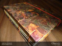 Caderno Artesanal Copta