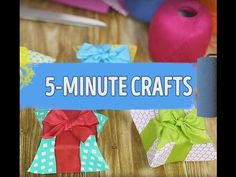 How to make a lovely gift box using a CD - By 5 minute CRAFTS - YouTube Quick Crafts, 5 Min Crafts, Diy Arts And Crafts, Arts And Crafts Furniture, M Craft, Diy Craft Projects, Craft Gifts, Diy Gifts, 5 Minute Crafts Videos