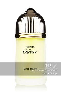Cartier Pasha de Cartier este o aroma proaspata si clasica pentru barbatii a caror pasiune sunt lucrurile frumoase. Un parfum masculin care exprima virilitate irezistibilitate si eleganta. Cartier Pasha de Cartier se mandreste cu o prospetime aromata imbuteliata intr-o sticla inspirata de faimosul stilou Cartier semnat de aceasi cunoscuta casa. Pasha De Cartier, Water Bottle, Manish, Fragrance, Water Bottles
