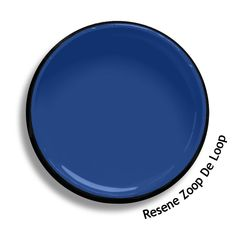 Resene Zoop De Loop is a glisten of deepest blue where the ocean meets the sky. From the Resene KidzColour colour range. Try a Resene testpot or view a physical sample at your Resene ColorShop or Reseller before making your final colour choice. www.resene.co.nz/kidzcolour.htm Paint Colours, Colors, Just Kidding, Deep Blue, New Homes, Ocean, Range, Sky, Make It Yourself