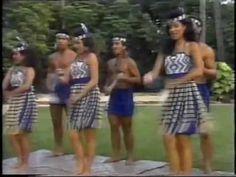 Maori dances