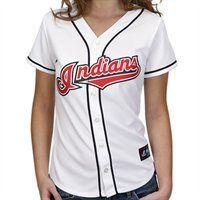 Majestic Cleveland Indians Ladies Replica Jersey