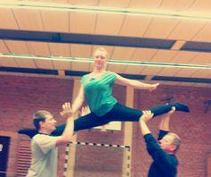 My Hobby - akrobatics