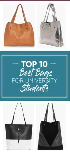 b4a5c7391d 14 bästa bilderna på Bags for University