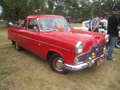 Storage Yard Classic: Ford Zephyr MK II