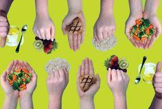 las manos nos dicen cuanto debemos comer - Buscar con Google