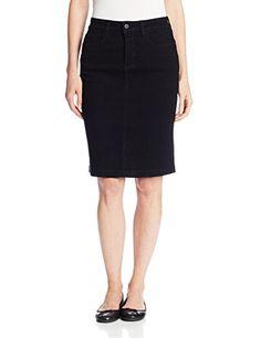 NYDJ Women's Dora Skirt, Black, 10 *** Learn more @ http://www.amazon.com/gp/product/B00JRDYHC8/?tag=clothing8888-20&plm=240716201851