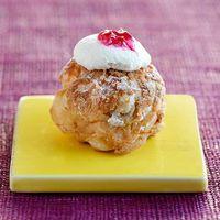 Marieboller - Opskrifter Afternoon Tea, Scones, Danish, Recipies, Dessert Recipes, Pudding, Sweets, Sugar, Cookies