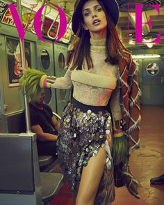 <p>Photographer An Le captured the gorgeous Amanda Welsh in this editorial entitled 'Underground' for Vogue Portugal. In this special, closed to the public NYC train station, An Le, fashion editor Paulo Macedo and team takes us on a train ride to play chic and sexy contrasted by the urban background of the New York MTA.…</p>