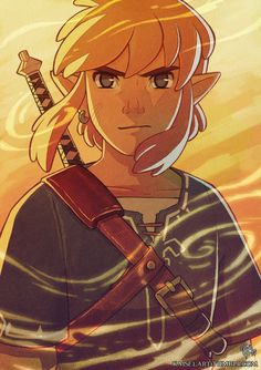 Breathe of the wild by Kaisel on DeviantArt The Legend Of Zelda, Legend Of Zelda Breath, Zelda Drawing, Link Art, Fanart, Link Zelda, Twilight Princess, Breath Of The Wild, Held