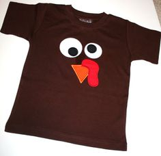 "Thanksgiving ""Turkey"" shirt"