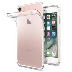 iPhone 7 Kılıf, Spigen Liquid Crystal 4 Tarafı Kapalı