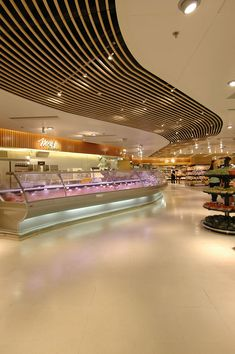 Gourmet retail interior by HEAD Architecture, Hong Kong