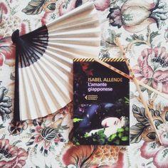 Buongiorno #lettori!  Ecco uno dei nostri ultimi acquisti: L'amante giapponese di Isabel Allende edito #feltrinelli.  Cosa ne pensate?  #libri #books #book #bookstagram #leggere #libro #reading #lettura #instabook #booklover #instalibri #letture #bookworm #bookaddict #picoftheday #instabooks #bibliophile #booklovers #bookslover #bookblogger
