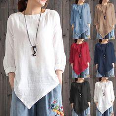 model-baju-kaos-terbaru-wanita-lengan-panjang-polos-modis  f6963a80bd