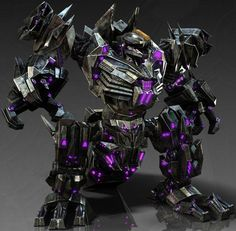 Transformers War for Cybertron Trypticon