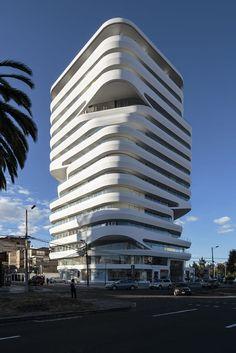 ECUADOR   QUITO   Edificio Gaia - SkyscraperCity