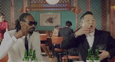 Psy, Snoop spotlight Korean drinking culture with 'Hangover', The Korean Herald, By Julie Jackson(juliejackson@heraldcorp.com), Published : 2014-06-09 20:23
