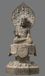中台山博物館   Chung Tai Museum   劉大猷造阿彌陀佛坐像