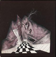 Untitled (Trick or Treat) (1980) by Tim Burton