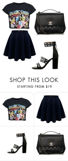 """""""Dedicated to Mochi"""" by kim-mj on Polyvore featuring Chanel"""