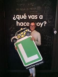 MARTA SERRA!!! #hoyvoy #autoescuela #granollers