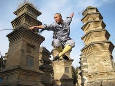 Shaolin Kung Fu in China - Learn more about New Life Kung Fu at newlifekungfu.com