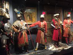 www.hisartmuseum.com Military Art, Military History, Turkish Military, Ottoman Turks, Military Costumes, Outdoor Yoga, Ottoman Empire, Modern Warfare, Diorama