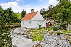 Summerhouse at Austevoll, Norway